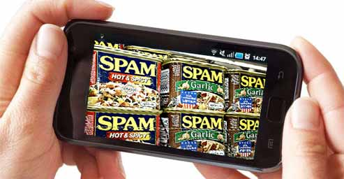 Spam Téléphone