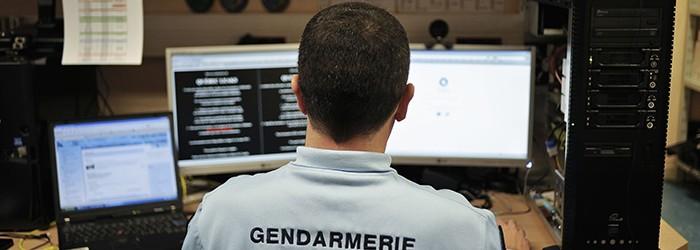 Arnaque au faux message de la gendarmerie